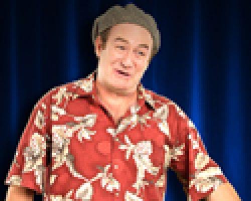 Robin Williams Tribute by David Born, the most requested Robin Williams impersonator