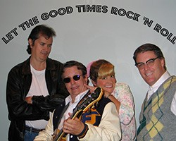 Lady & The Tramps Band: Let the Good Times Rock 'n Roll Show