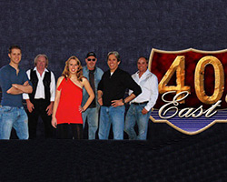 40 East-High Energy Top 40's Band