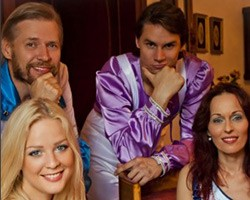 ABBA Tribute Act by ABBA Born Again
