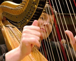 Anita Buroughs-Price Harpist for Weddings, Ceremonies, Receptions, Recitals, Corporate Events
