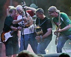 Blackthorn Irish Band-One of premier Irish Bands on East Coast