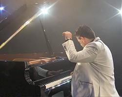 Britain's Favorite Piano Showman: David Howarth