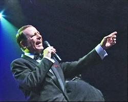 Frank Sinatra Tribute by Gary Anthony