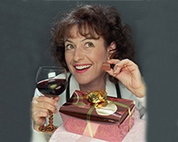 Chocolate Confessions: One-Woman Musical Comedy