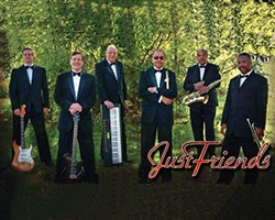Just Friends-Popular Jazz and Classic R&B Band