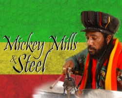 Mickey Mills & Steel Drum Band