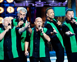 NBC Sing-Off Finalist North Shore Doo-Wop Group