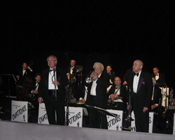 Ovations-Big Band performs Standards and Swing tunes