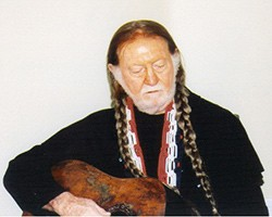 Willie Nelson Tribute by Roy Hammock