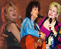 Leona Williams, Becky Hobbs and Ava Barber star in Royhal Ladies of Country Music