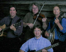 String Theory-Bluegrass and Newgrass for Pig Pickin's, Feed Store Openings and Restaurant entertainment
