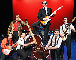 The Night The Music Lived: Buddy Holly Tribute