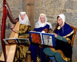 Merry Minstrels Medeival and Renaissance Music image