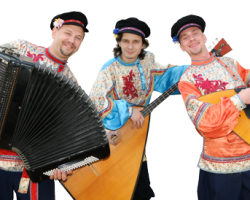 Russian Folk Trio Moscow Nights